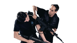 defensa rifle krav maga