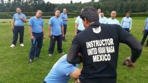United Krav Maga en Mexico